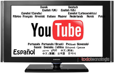 Lenguajes Youtube