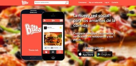 Red social para los amantes de la comida