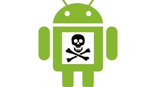 Aplicaciones falsas en Android