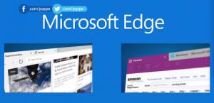 EDGE, el nuevo Navegador de Microsoft