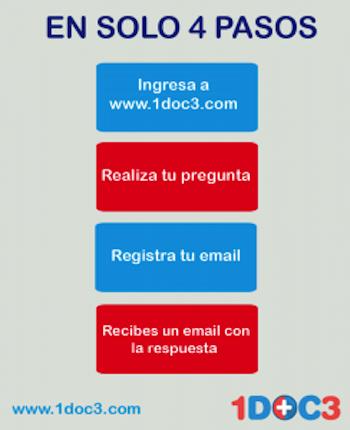 App 1doc3 para consultas de Salud