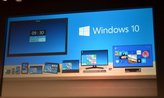 Windows 10 y su nueva version