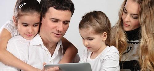 La confianza Digital con los Hijos