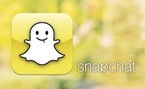 La red social Snapchat