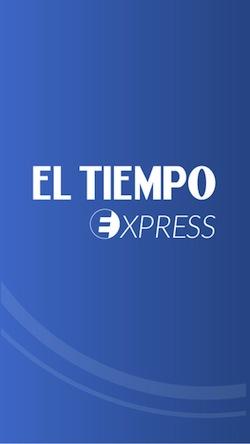 App el Tiempo Express