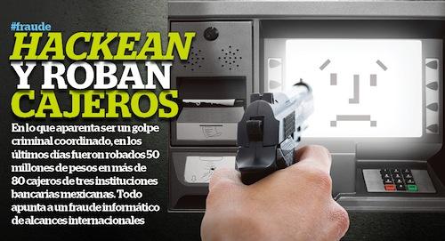 Ataques ciberneticos a bancos y cajeros