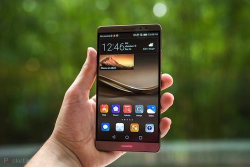 Llega a Colombia el Huawei Mate 8