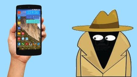 En el celular no esta tan protegida la Informacion