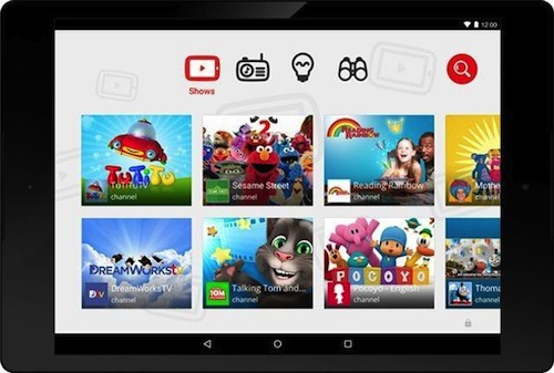 Llega a Colombia YouTube Kids