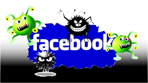 Virus que se propaga a traves de Facebook