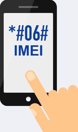 Como registrar el codigo IMEI de tu movil